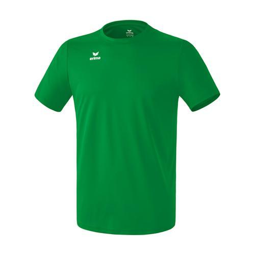 T-shirt fonctionnel teamsport - Erima - casual basic émeraude