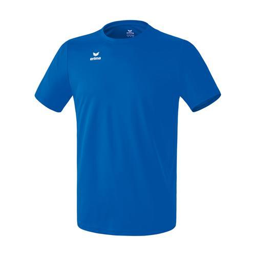 T-shirt fonctionnel teamsport - Erima - casual basic enfant new royal