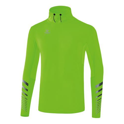 T-shirt manches longues Erima - longsleeve race line 2.0 enfant green gecko