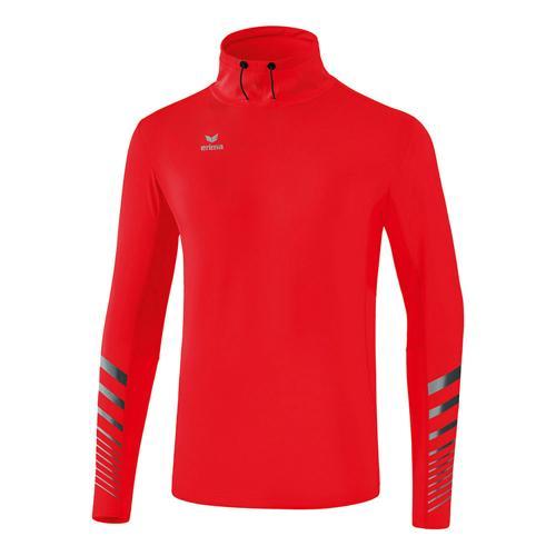 T-shirt manches longues Erima - longsleeve race line 2.0 enfant rouge