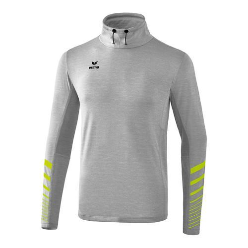 T-shirt manches longues Erima - longsleeve race line 2.0 gris chiné