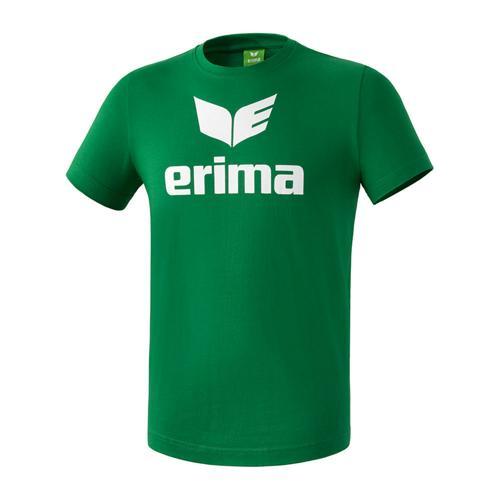 T-shirt promo - Erima - casual basic émeraude