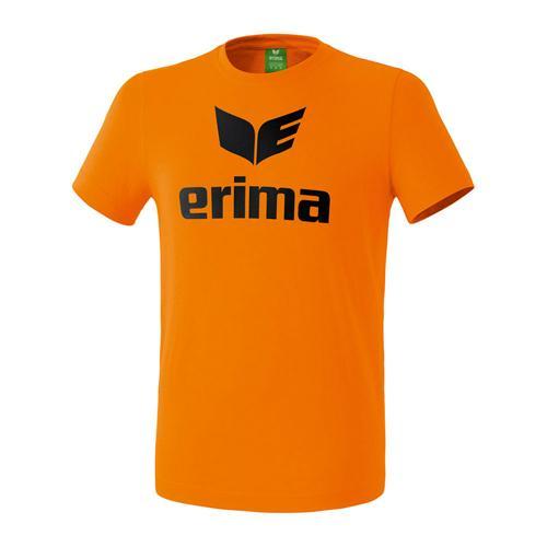 T-shirt promo - Erima - casual basic enfant orange