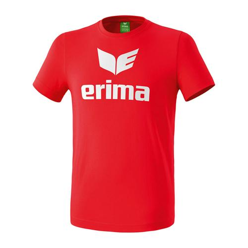 T-shirt promo - Erima - casual basic enfant rouge