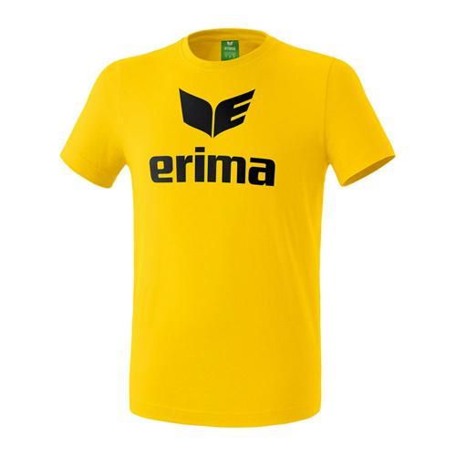T-shirt promo - Erima - casual basic jaune