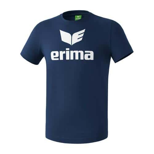 T-shirt promo - Erima - casual basic new navy