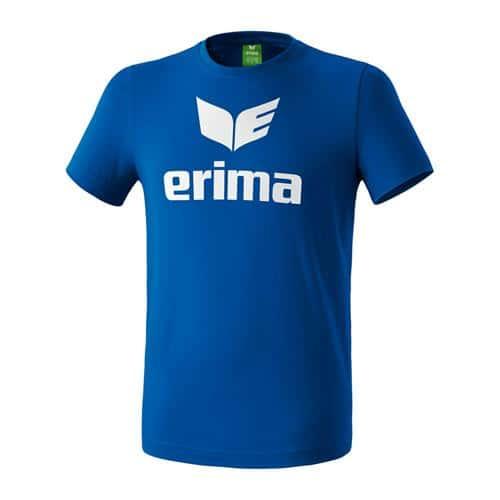 T-shirt promo - Erima - casual basic new royal