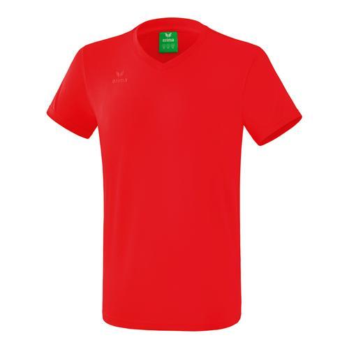 T-Shirt style - Erima - rouge