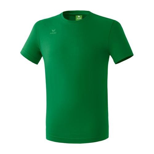 T-shirt Teamsport - Erima casual basic enfant émeraude