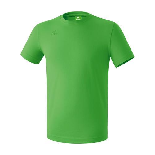 T-shirt Teamsport - Erima casual basic enfant green