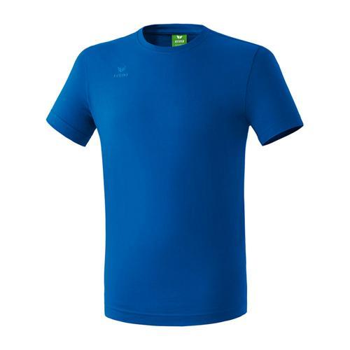 T-shirt Teamsport - Erima casual basic enfant new royal