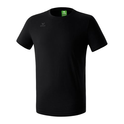 T-shirt Teamsport - Erima casual basic enfant noir