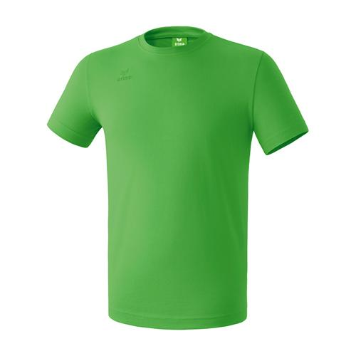 T-shirt Teamsport - Erima casual basic green