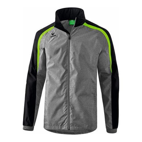 Veste de pluie - Erima - liga 2.0 enfant gris/noir/green gecko