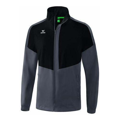 Veste tous-temps - Erima squad noir/slate grey