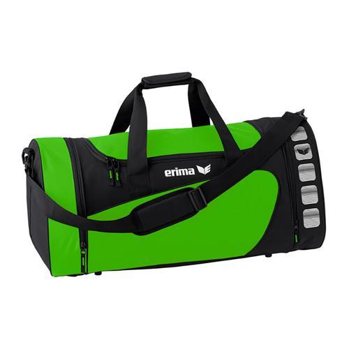 Sac de sport - Erima - club 5 green/noir taille S