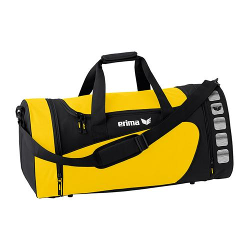 Sac de sport - Erima - club 5 jaune/noir taille M