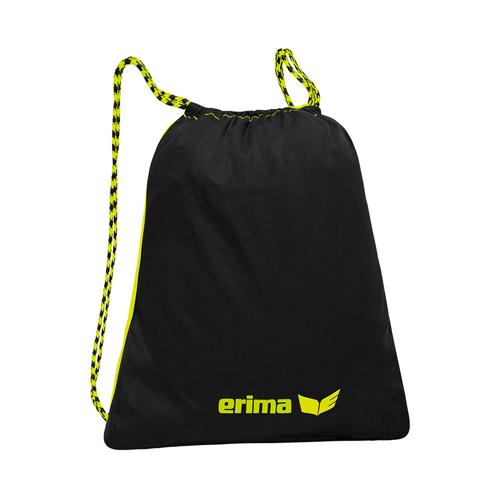 Sac multifonctions - Erima jaune fluo/noir