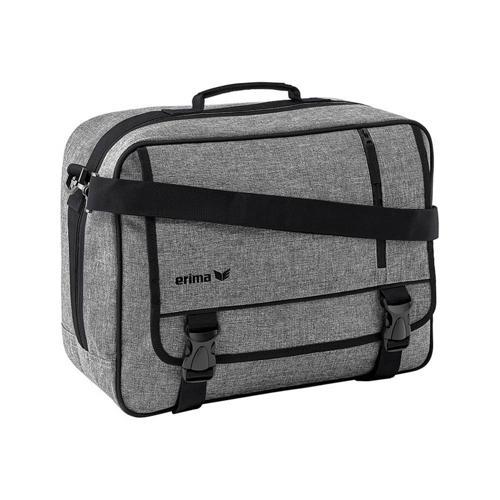 Sac pour ordinateur portable Travel Line - Erima - gris chiné