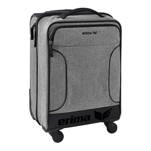Valise - Erima - travel line travel trolley gris chiné