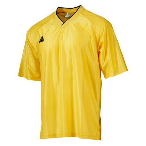 Shooting shirt adulte - Peak jaune