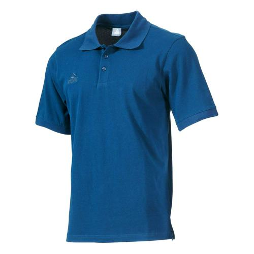 Polo - Peak coton bleu