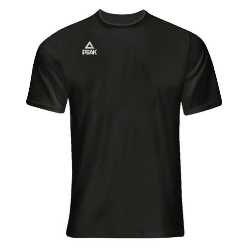 T-shirt enfant et adulte Peak petit logo noir