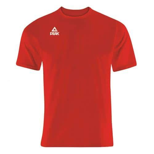 T-shirt enfant et adulte Peak petit logo rouge