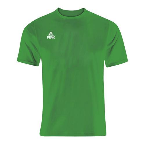 T-shirt enfant et adulte Peak petit logo vert
