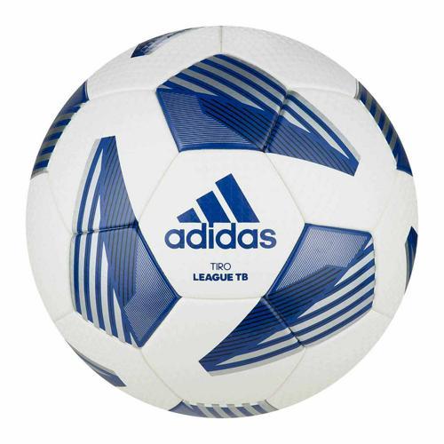 Ballon foot - adidas - Tiro League TB taille 5 bleu