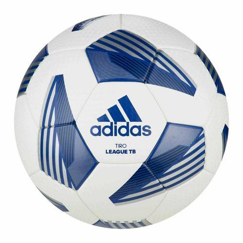 Ballon foot - adidas - Tiro League TB taille 4 bleu