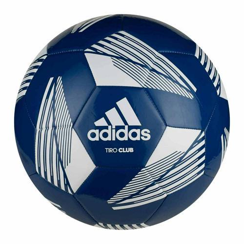 Ballon foot - adidas - Tiro Club taille 3 marine/noir