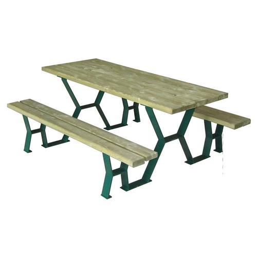 Table à manger extérieur tabalou 240 RNT