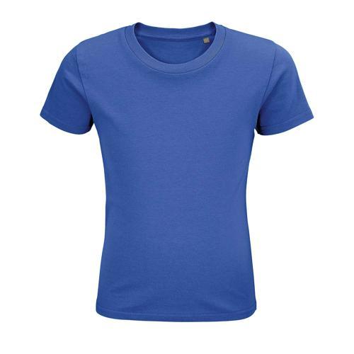 Tee-shirt enfant coton organique bio ROYAL