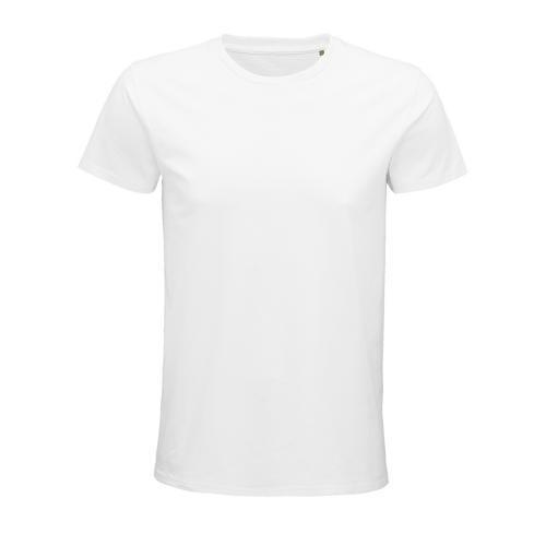 Tee-shirt personnalisable coton organique bio BLANC