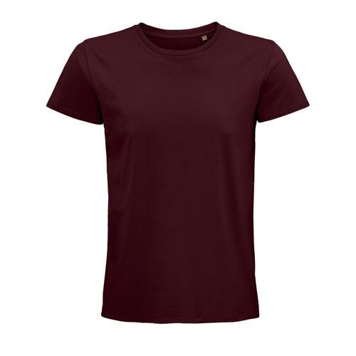Tee-shirt coton organique bio BORDEAUX