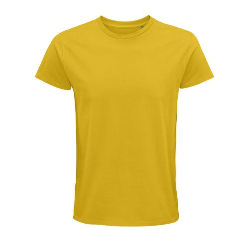 Tee-shirt coton organique bio JAUNE