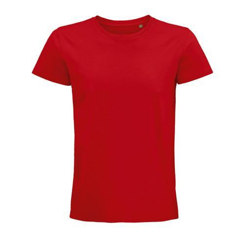 Tee-shirt personnalisable coton organique bio ROUGE