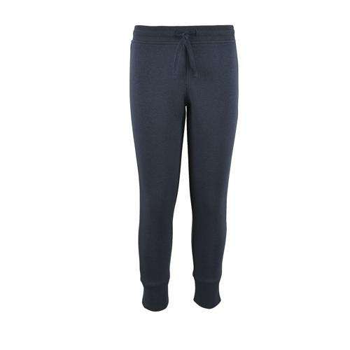Pantalon de jogging enfant en coton FRENCH MARINE