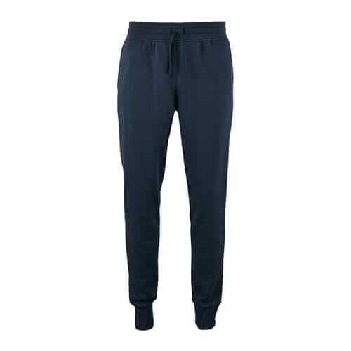 Pantalon de jogging homme en coton FRENCH MARINE