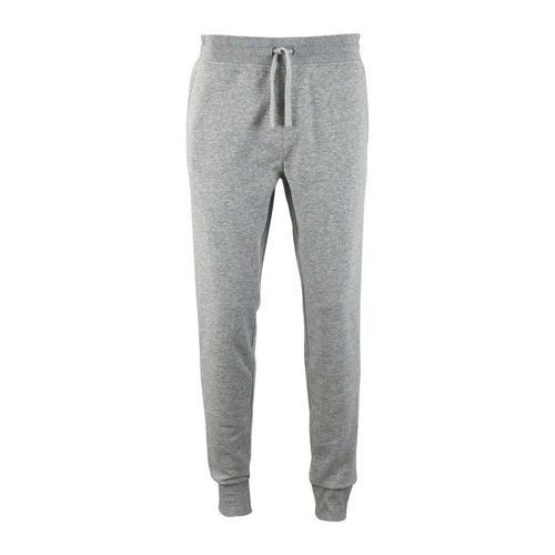 Pantalon personnalisable homme en coton GRIS CHINÉ