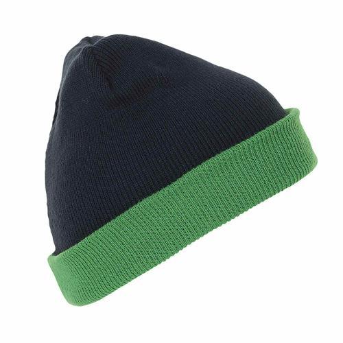 Bonnet reversible en acrylique VERTPRAI/FRMAR