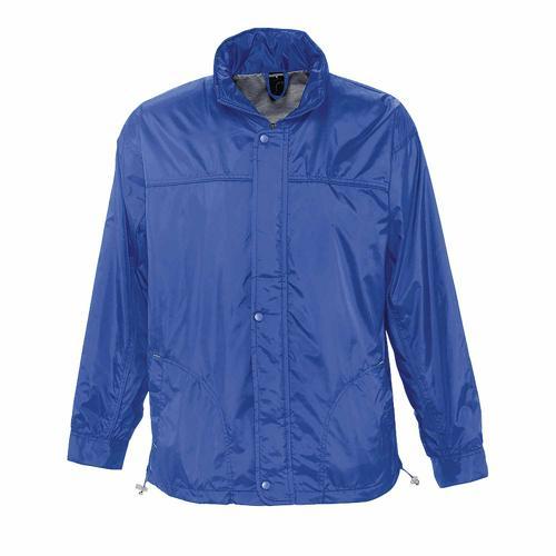 Coupe-vent doublé jersey en nylon ROYAL