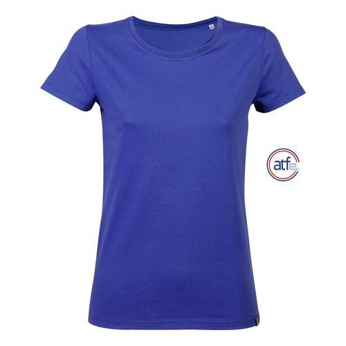 Tee-shirt personnalisable femme en coton ROYAL