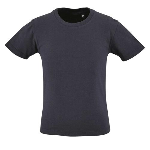 Tee-shirt enfant en coton organique bio FRENCH MARINE