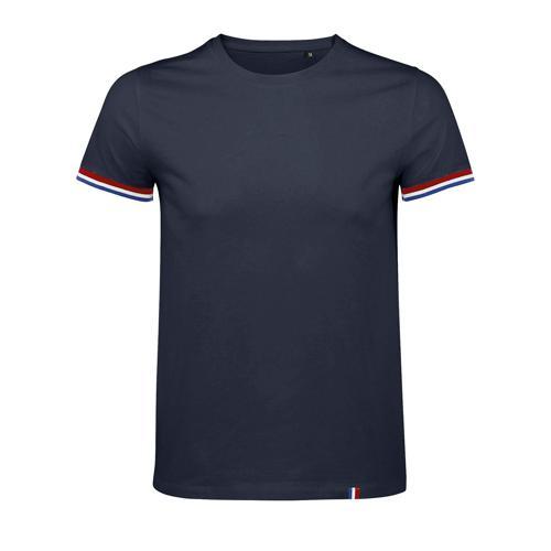 Tee-shirt homme en coton FRENCHMAR/ROYA
