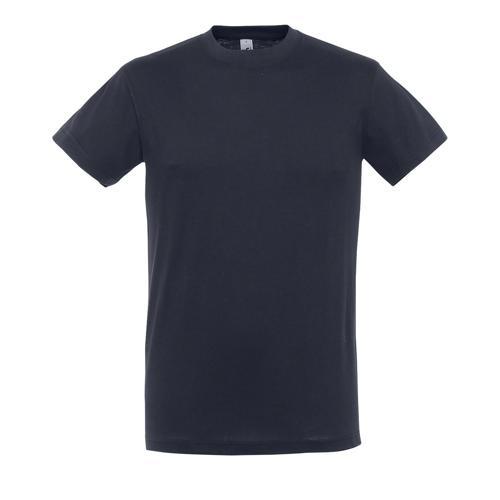 Tee-shirt homme en coton MARINE
