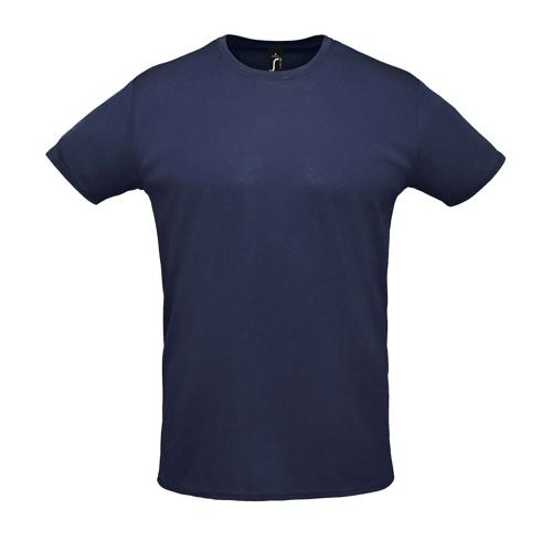Tee-shirt personnalisable de sport en polyester FRENCH MARINE
