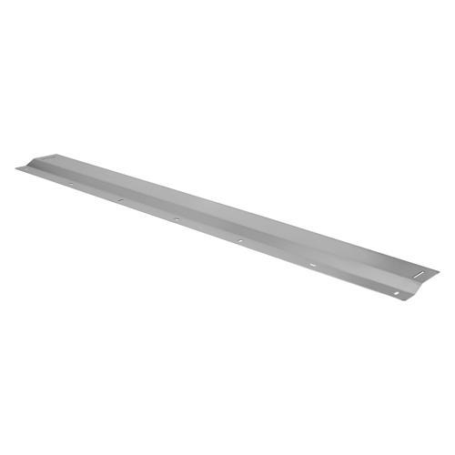 Bordure de finition métal rampe Powergame - Gerflor