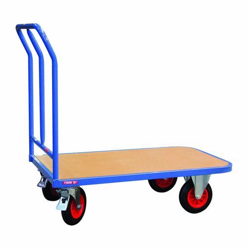Chariot à dossier fixe - Capacité 400 kg